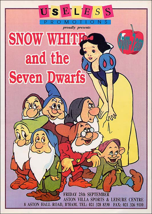 useless snowwhite 25sep92 a